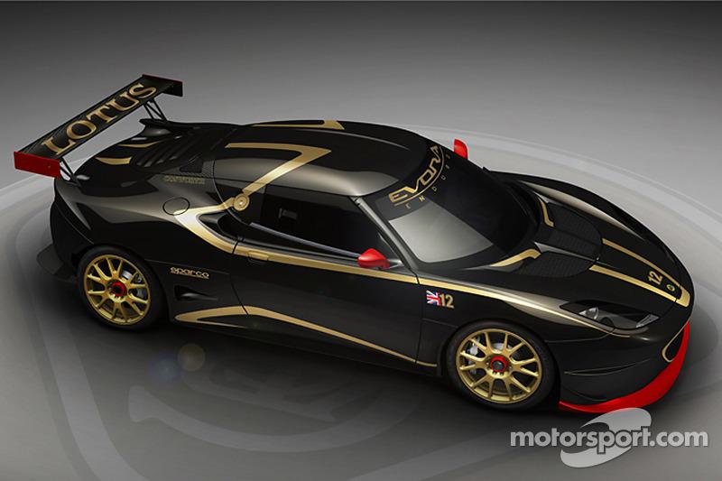 Lotus Alex Job Racing Evora GT ready for Long Beach debut