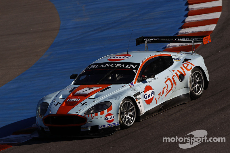 Young Driver AMR returns to Le Mans
