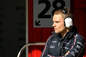 Bottas to practice even in Shanghai rain