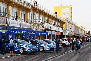 Chevrolet returns to Marrakech as Championship Leaders