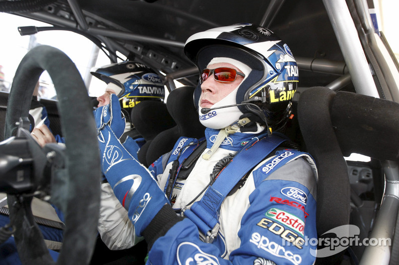 Latvala to miss Rally Argentina, Ford recruits Sordo
