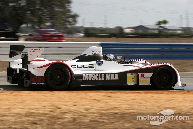 Muscle Milk Pickett Racing adds Hamilton for Laguna Seca