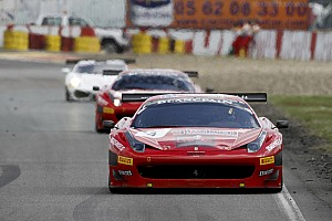 AF Corse heads to Zolder