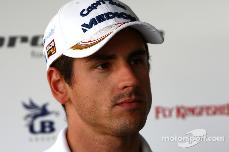 Pirelli job 'not an option' for Sutil