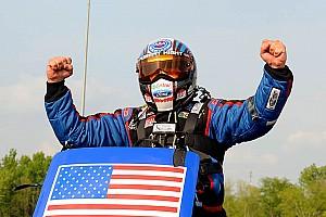 John Force Racing prepared for Houston weekend