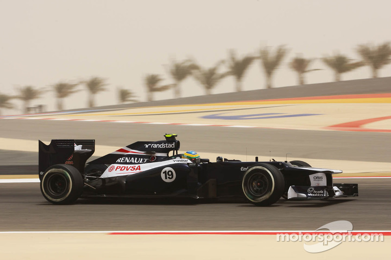 Williams Bahrain GP - Sakhir qualifying report