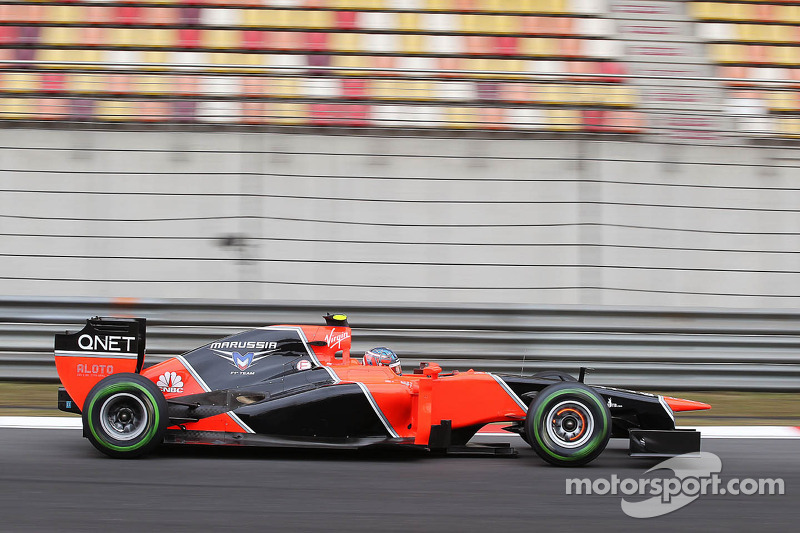 Marussia Bahrain GP - Sakhir qualifying report