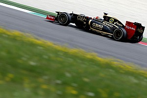 Formula 1 Grosjean fastest on final test day at Mugello