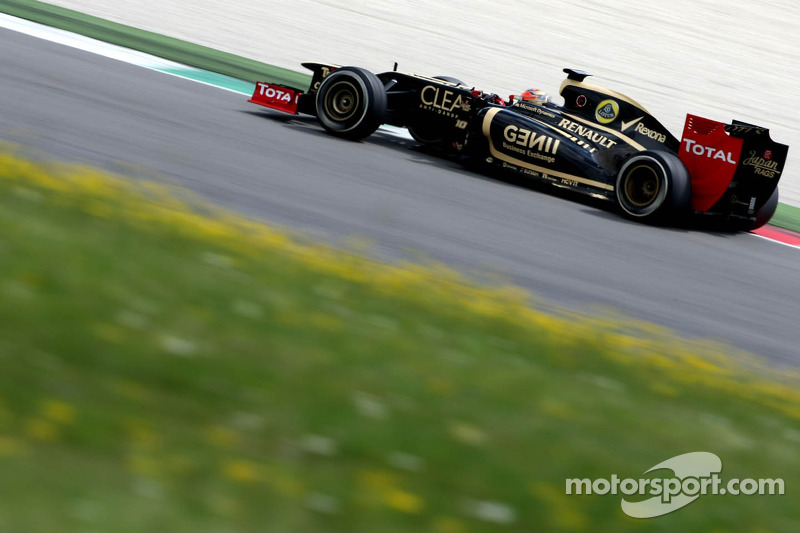 Grosjean fastest on final test day at Mugello