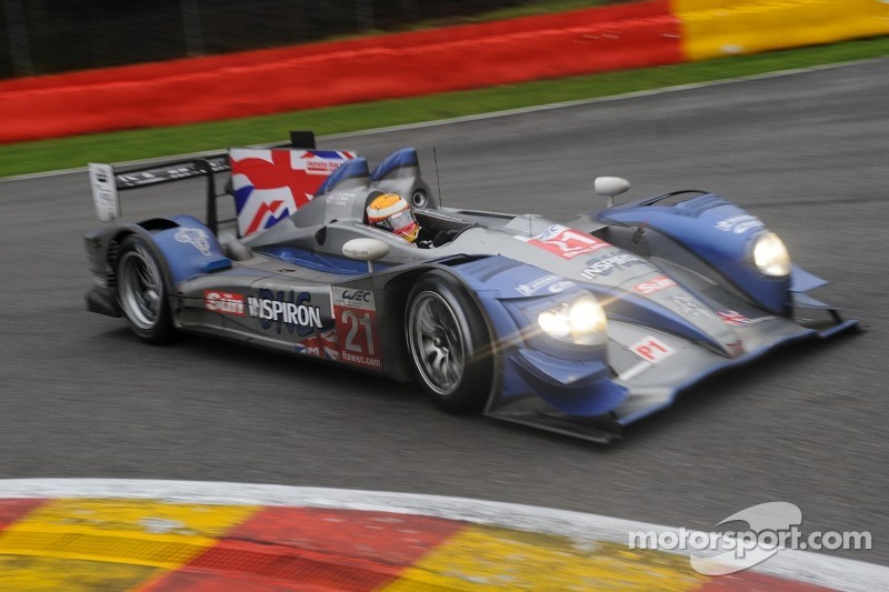 Strakka Racing 6 Hours of Spa race report