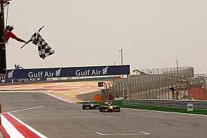 GP2 Series Bahrain race 2 report