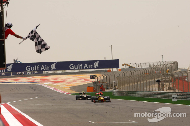 Series Bahrain race 2 report