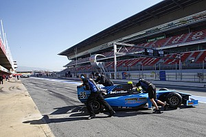 GP2 Ocean Racing Technology looks to Barcelona
