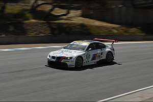 Formula 1  BMW Team RLL Laguna Seca qualifying report