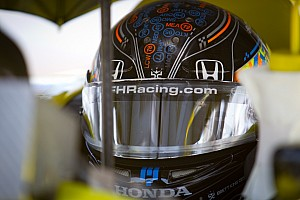 IndyCar Sarah Fisher Hartman Racing Indy 500 practice day 3 report