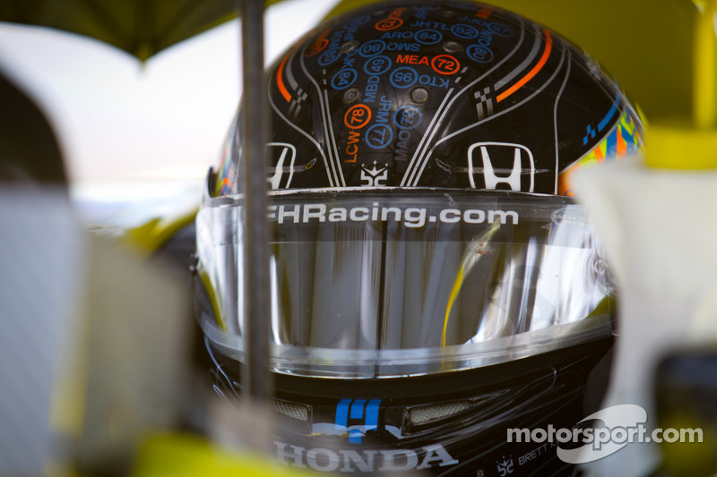 Sarah Fisher Hartman Racing Indy 500 practice day 3 report
