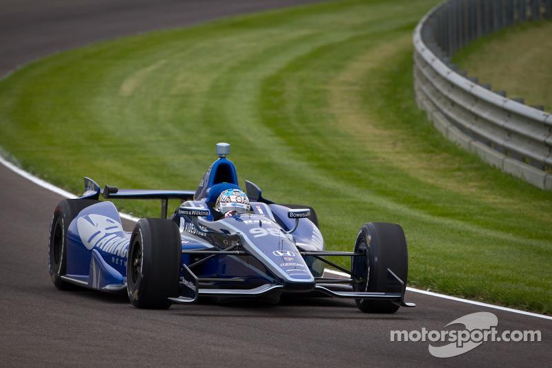 Team Barracuda - BHA Indy 500 practice day 5 report