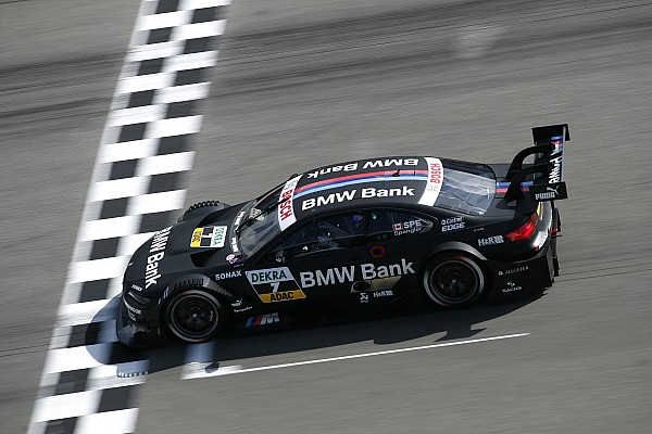 BMW ready to take on the Brands Hatch Indy Circuit