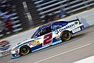 Sadler captures the pole at Iowa Speedway