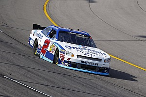 Harvick, Sadler fined for Iowa rule infractions