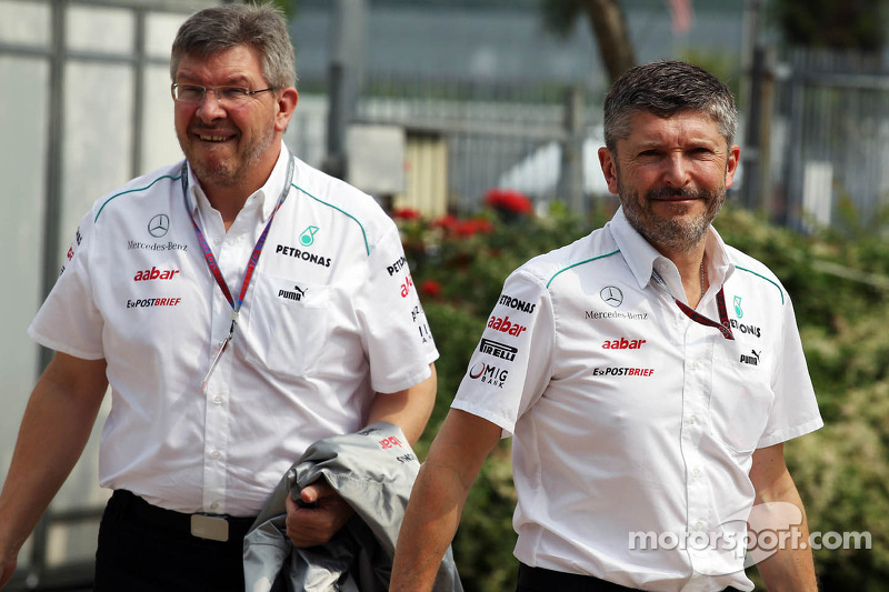 Brawn 'back to normal' after heart checks
