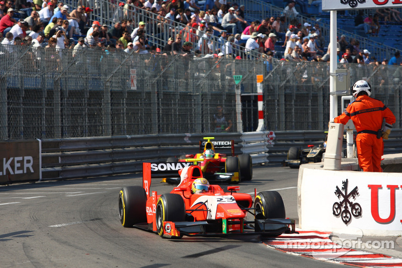 Arden racers secure top-ten double amid Monaco chaos