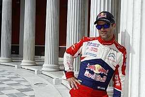 WRC Loeb gains upper hand in Greece for Citoren