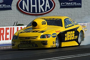 NHRA Series announces 2013 event in New England