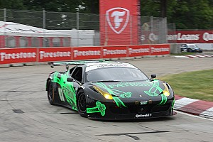 Grand-Am Extreme Speed, Cosmo captures maiden GT pole at Detroit