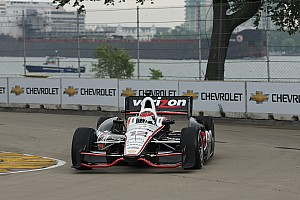 IndyCar Chevrolet teams qualify 6 cars in the top-10 at Detroit