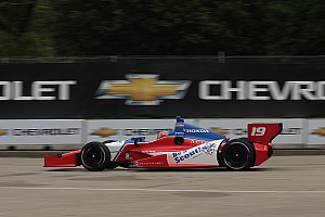 IndyCar Trying times in Belle Isle for Dale Coyne Racing