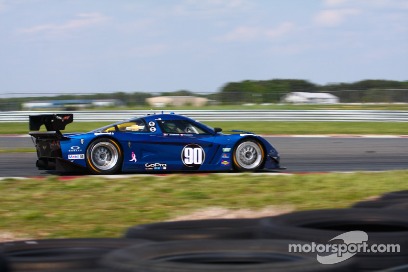 Both Grand-Am races settled by less than a second at Mid-Ohio