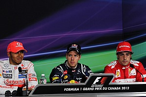 Formula 1 Tambay predicts 'huge fight' for Canada win
