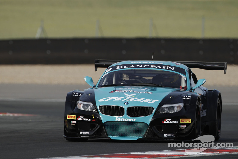 Bartels and Buurman win championship race for BMW at Slovakiaring