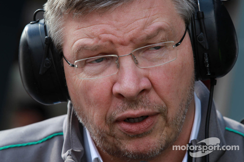 Brawn no longer strategy 'super brain'