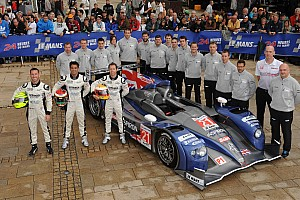 Le Mans Plain sailing ahead for Strakka Racing