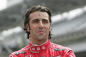 IndyCar Franchitti cops the pole at Milwaukee IndyFest