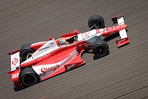 IndyCar Justin Wilson qualifies 2nd, has to start 12th at at Milwaukee Mile