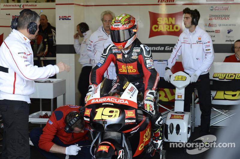 Bautista claims maiden MotoGP pole at Silverstone