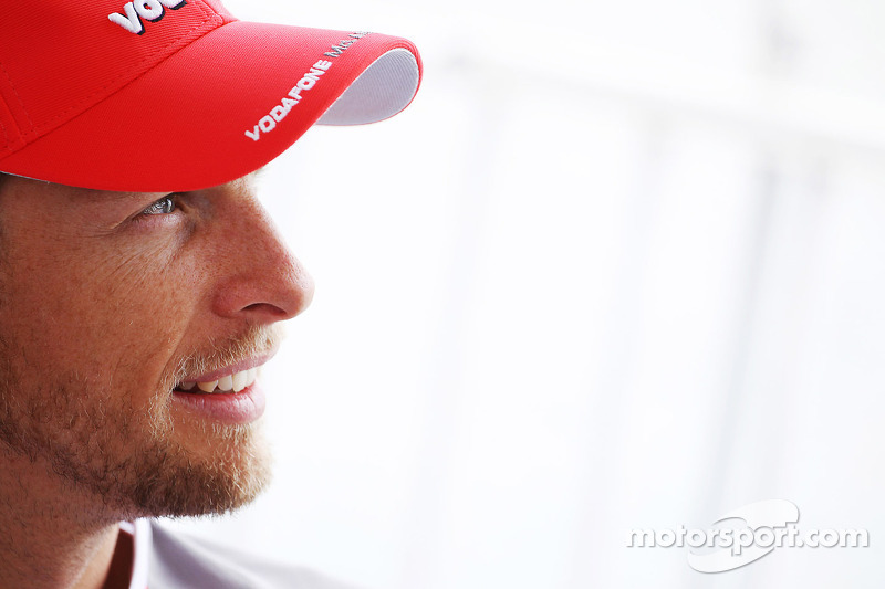 Button hits back at 'whinging' criticism
