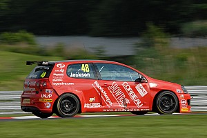 BTCC Breaking news Ollie Jackson chasing better results at Croft