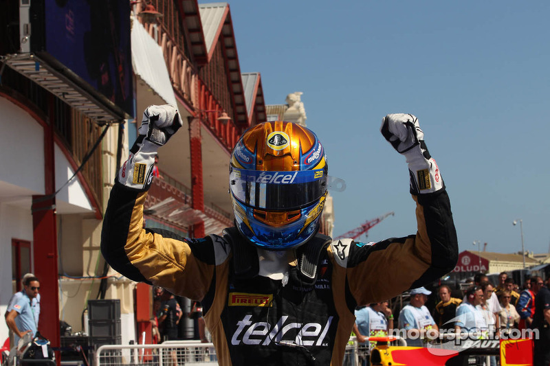 Lotus GP gets a win and a second at Valenica