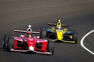 Indy Lights Breaking news Alon Day officially released by Belardi