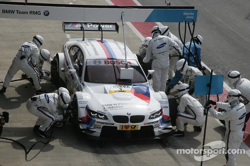 On the road again in Nürnberg: The Norisring plays host to BMW and the DTM.