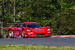 Grand-Am Practice report GAINSCO/Bob Stallings Racing Corvette leads way at Watkins Glen