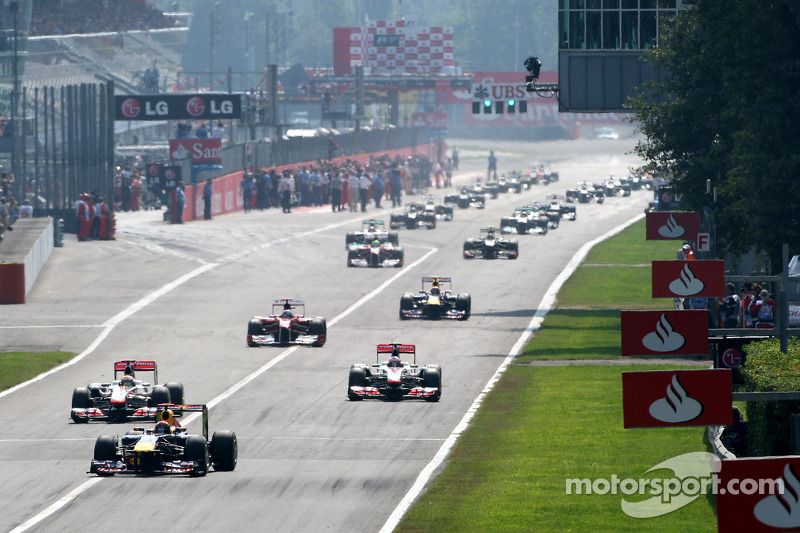 Italy GP 'not in danger' over Monza asphalt crisis