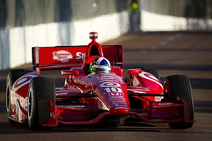 Franchitti paces the field Friday at Toronto