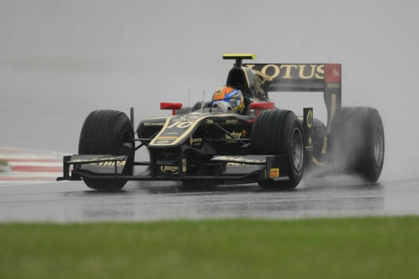 Mexico's Gutiérrez ends up with surprising Feature race victory at Silverstone