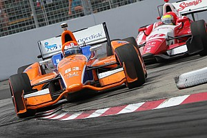 IndyCar Race report  Kimball takes career high second in Toronto
