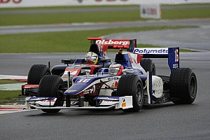 GP2 Race report Trident Racing has bad luck in Sprint race at Silverstone